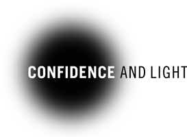 Logo Confidence and Light
